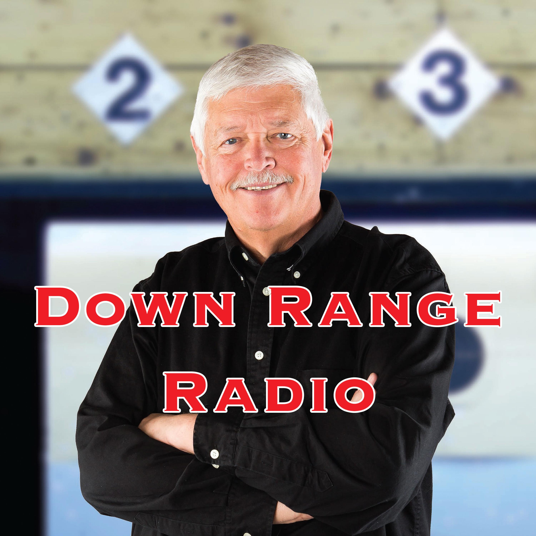Down Range Radio show art