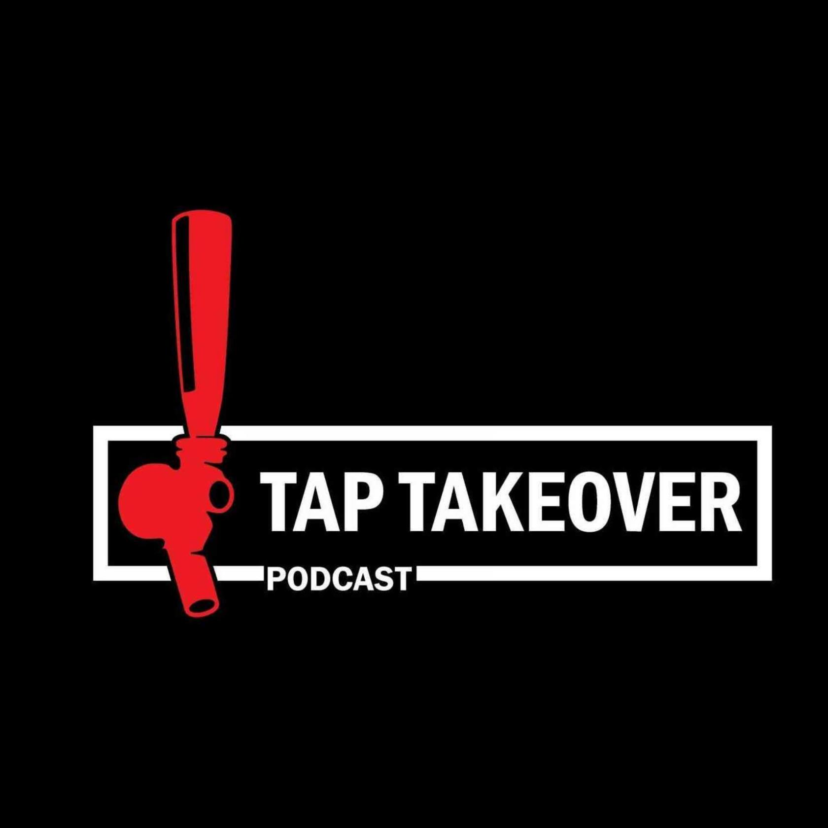 TapTakeoverPodcast show art