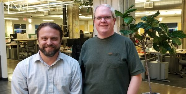 Sean Catlett, CISO, Reddit and Mike Johnson, co-host, CISO/Security Vendor Relationship Podcast