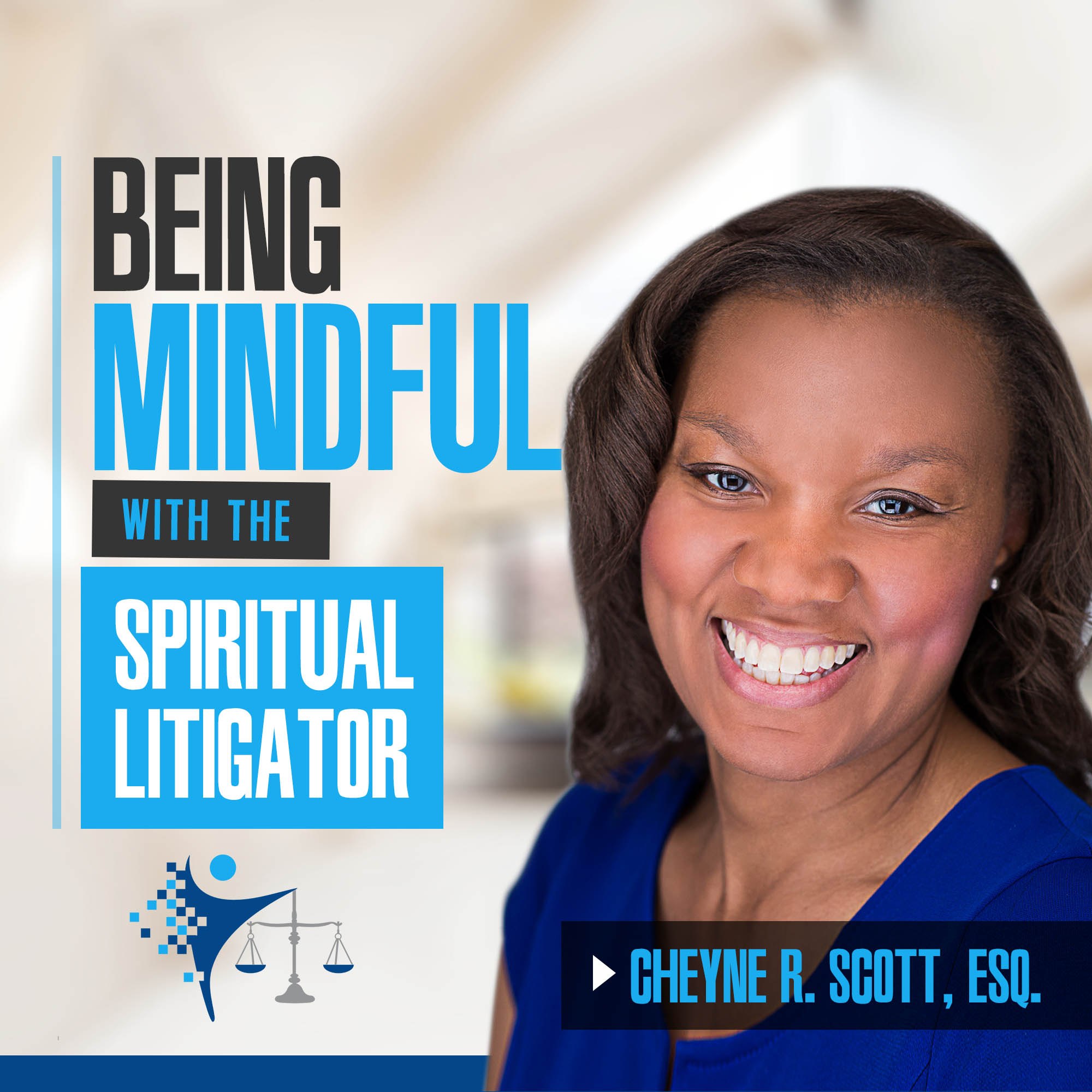 Being Mindful with the Spiritual Litigator show art
