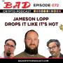 Artwork for Jameson Lopp Drops it Like It's Hot