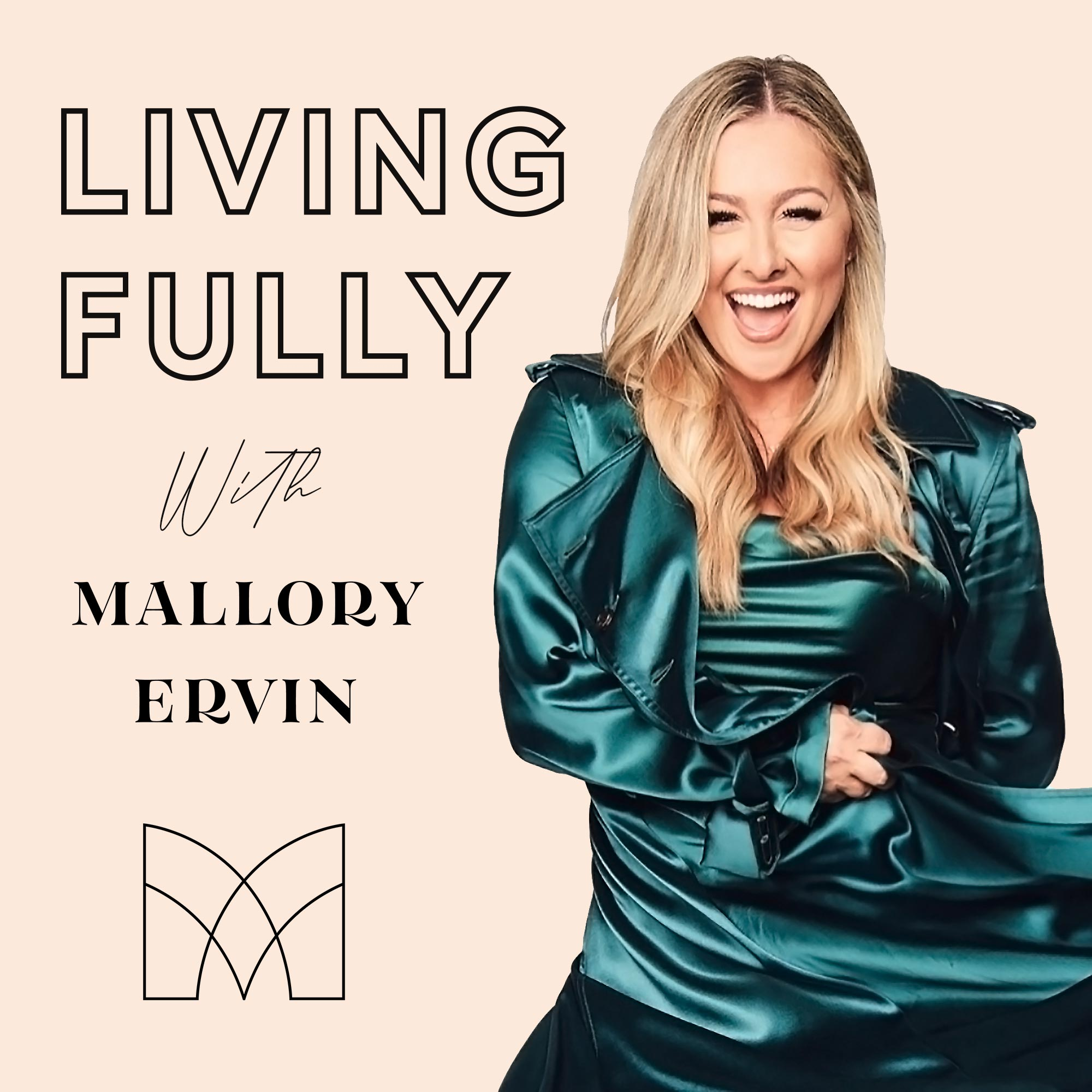 Living Fully with Mallory Ervin show art