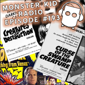 Monster Kid Radio #193 - Alan Tromp and Larry Buchanan