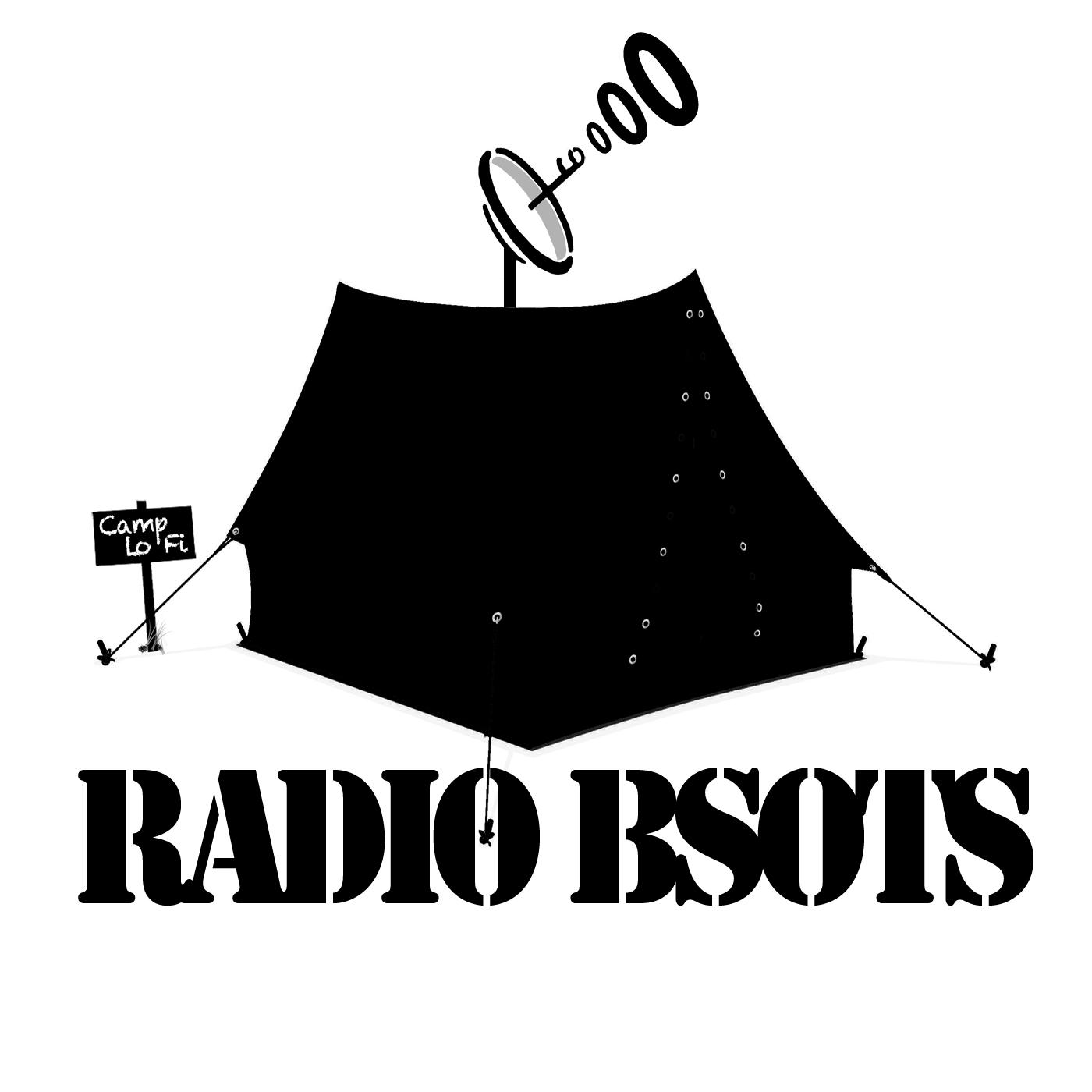 Radio BSOTS show art