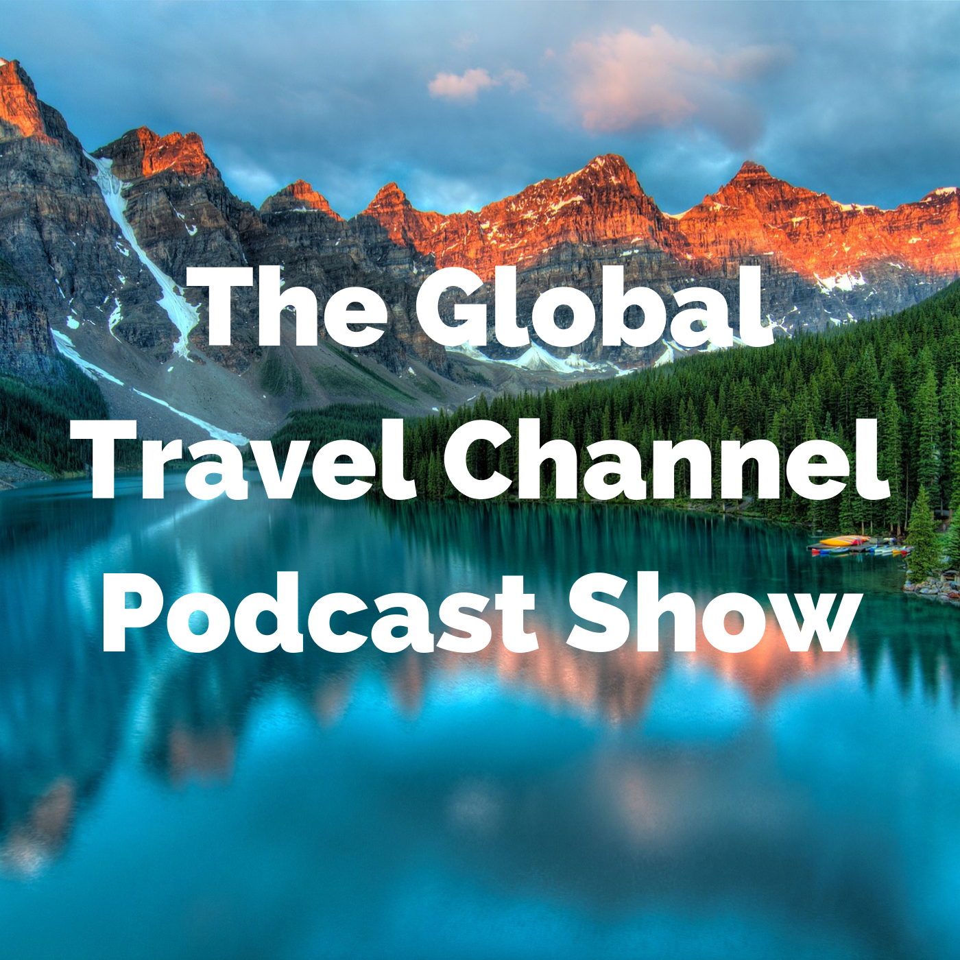 Global Travel Channel show art