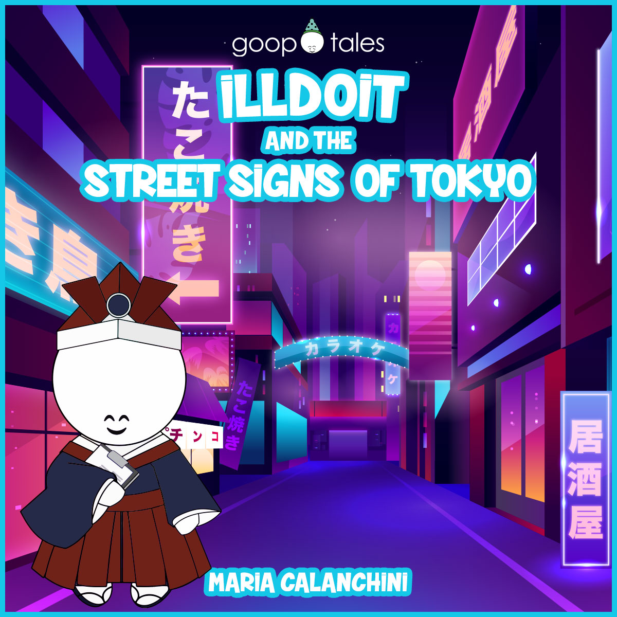 GT85 – Illdoit and the Street Signs of Tokyo