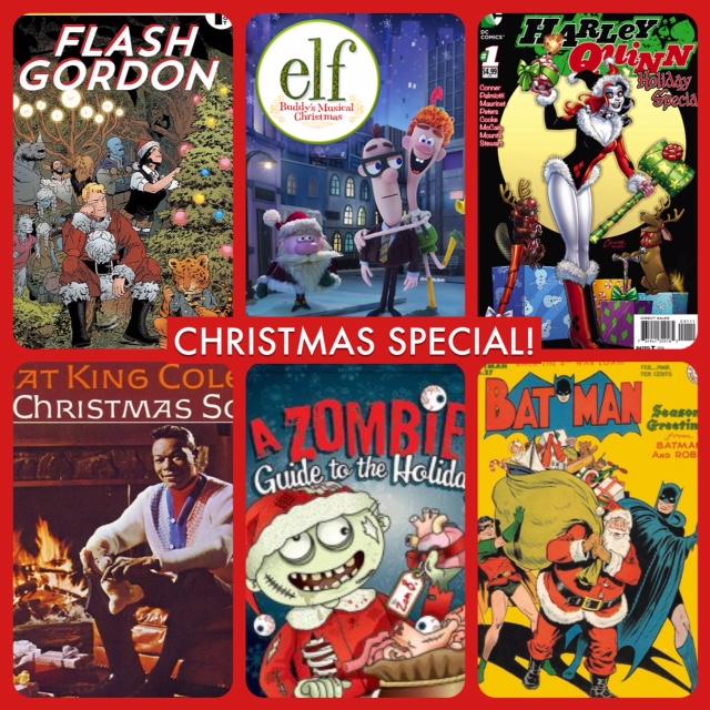 Episode 586 - Last Minute Christmas Shopping & Zombie Carols