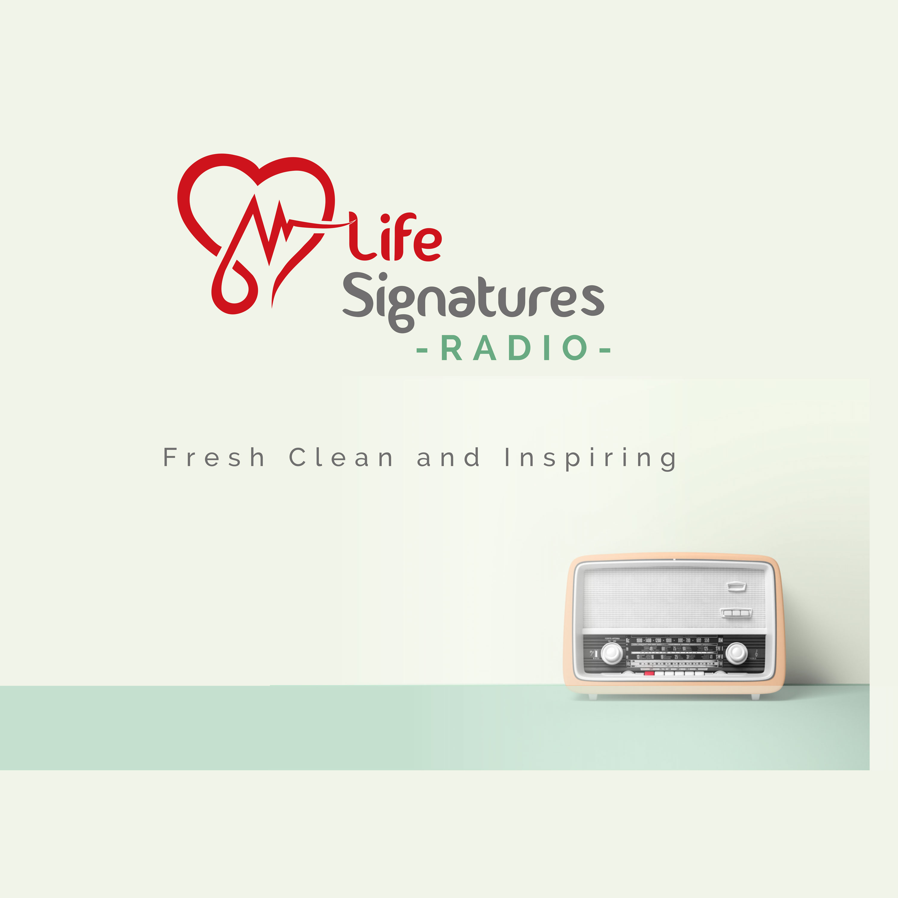 Discovering And Living Purpose on Life Signatures Radio show art