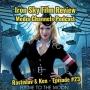 Artwork for E23 - The Iron Sky Movie Review