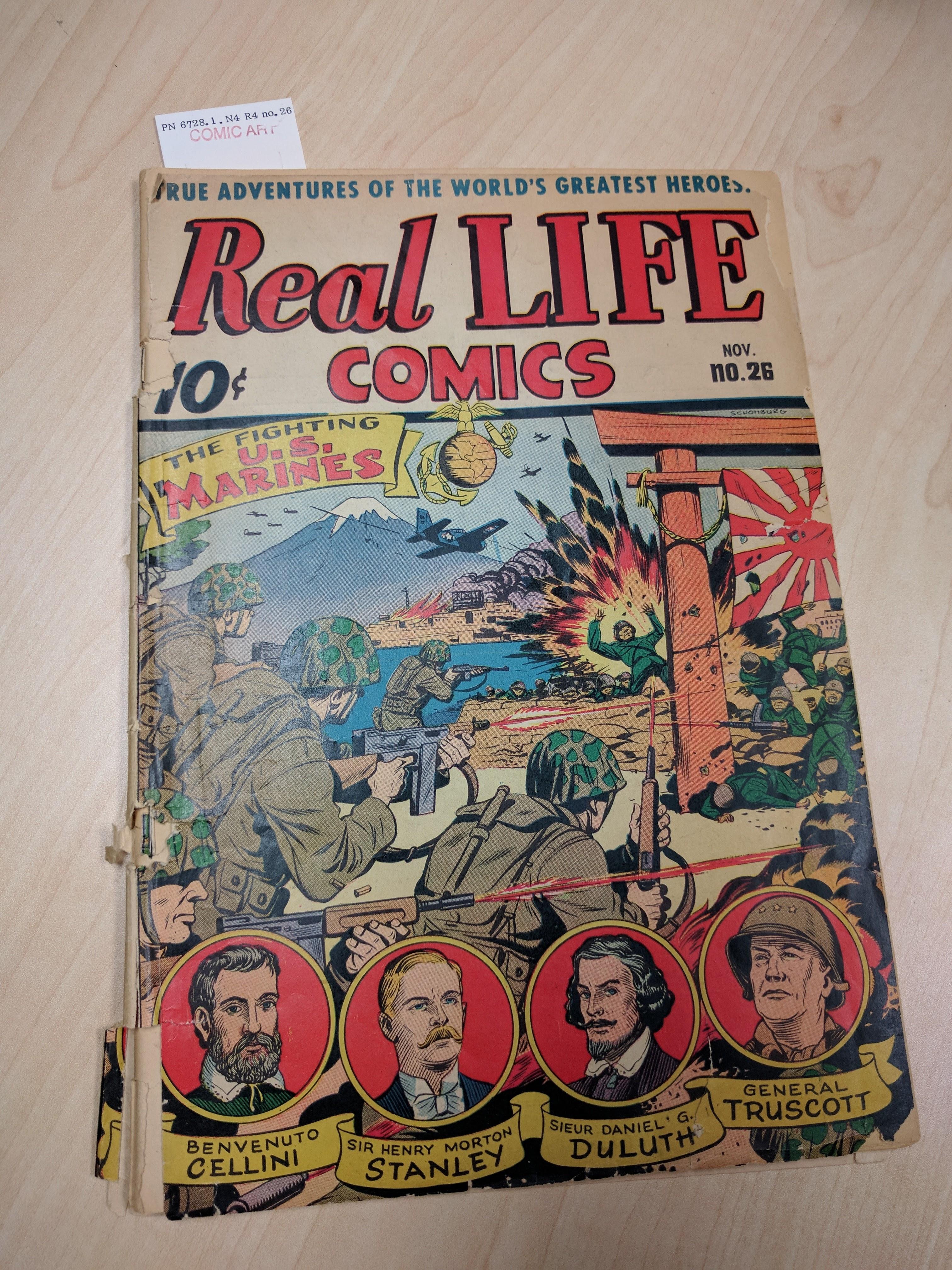 """""""Real Life"""""""