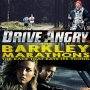 Artwork for Week 39: (Drive Angry (2011), The Barkley Marathons: The Race That Eats Its Young (2014), The Invitation (2015))