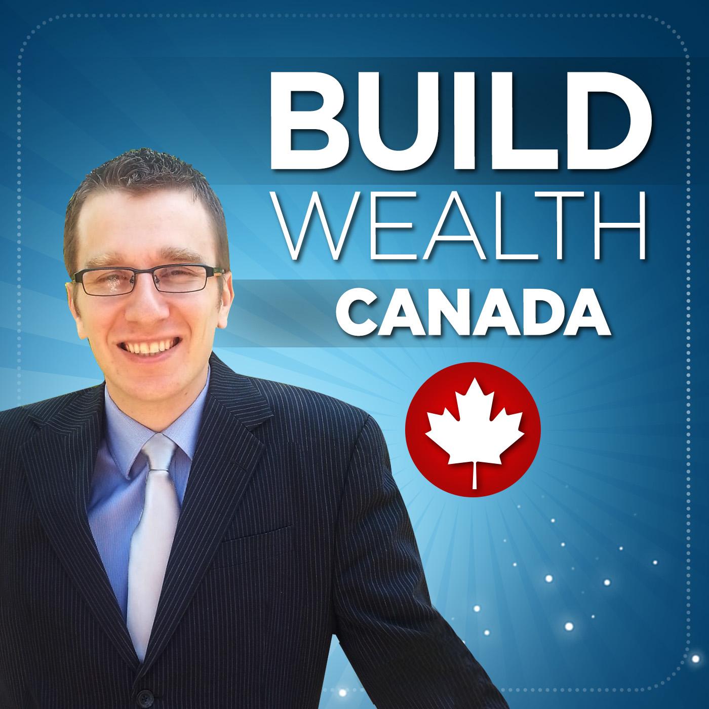 Build Wealth Canada Podcast show art