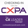 Artwork for Checking In with the CXPA