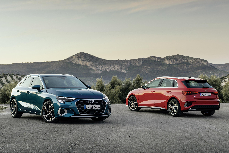 Audi A3 Sportback (Pressefoto)