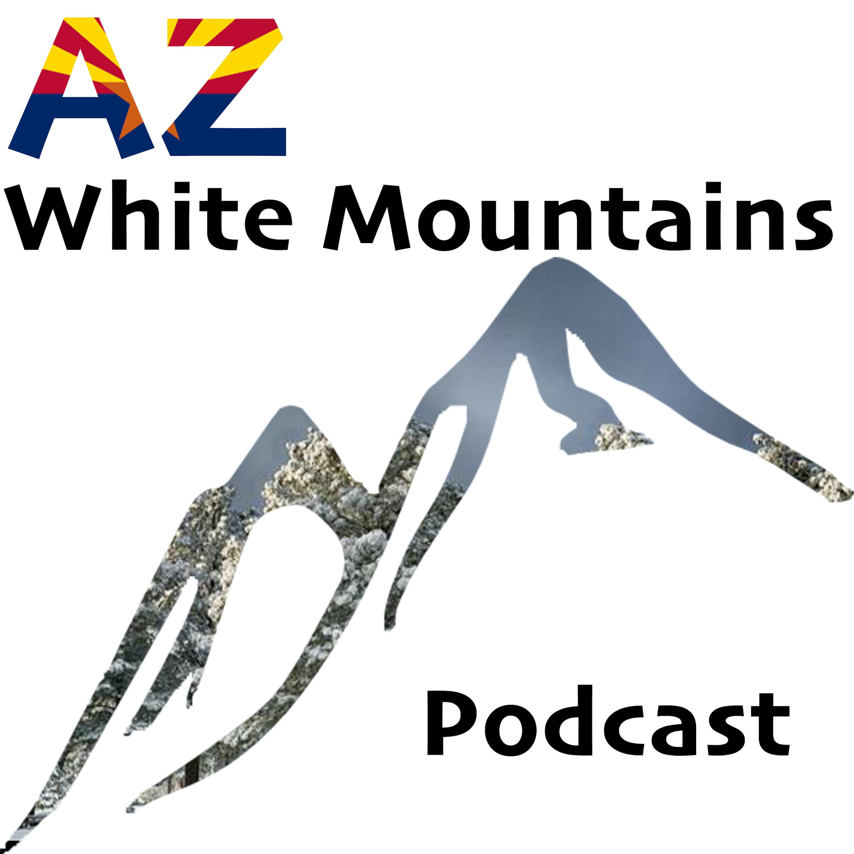 AZ White Mountains Podcast show art