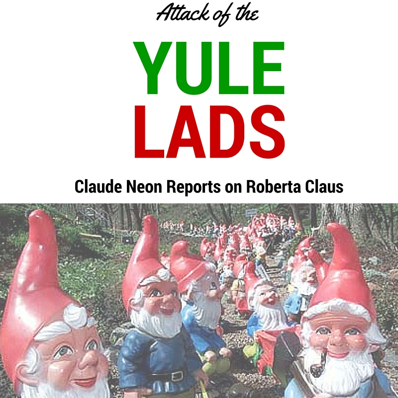 Yule Lads! | Claude Neon Reports | Sleep With Me #320