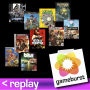 Artwork for GameBurst Replay – Game of the Yesteryear 2012