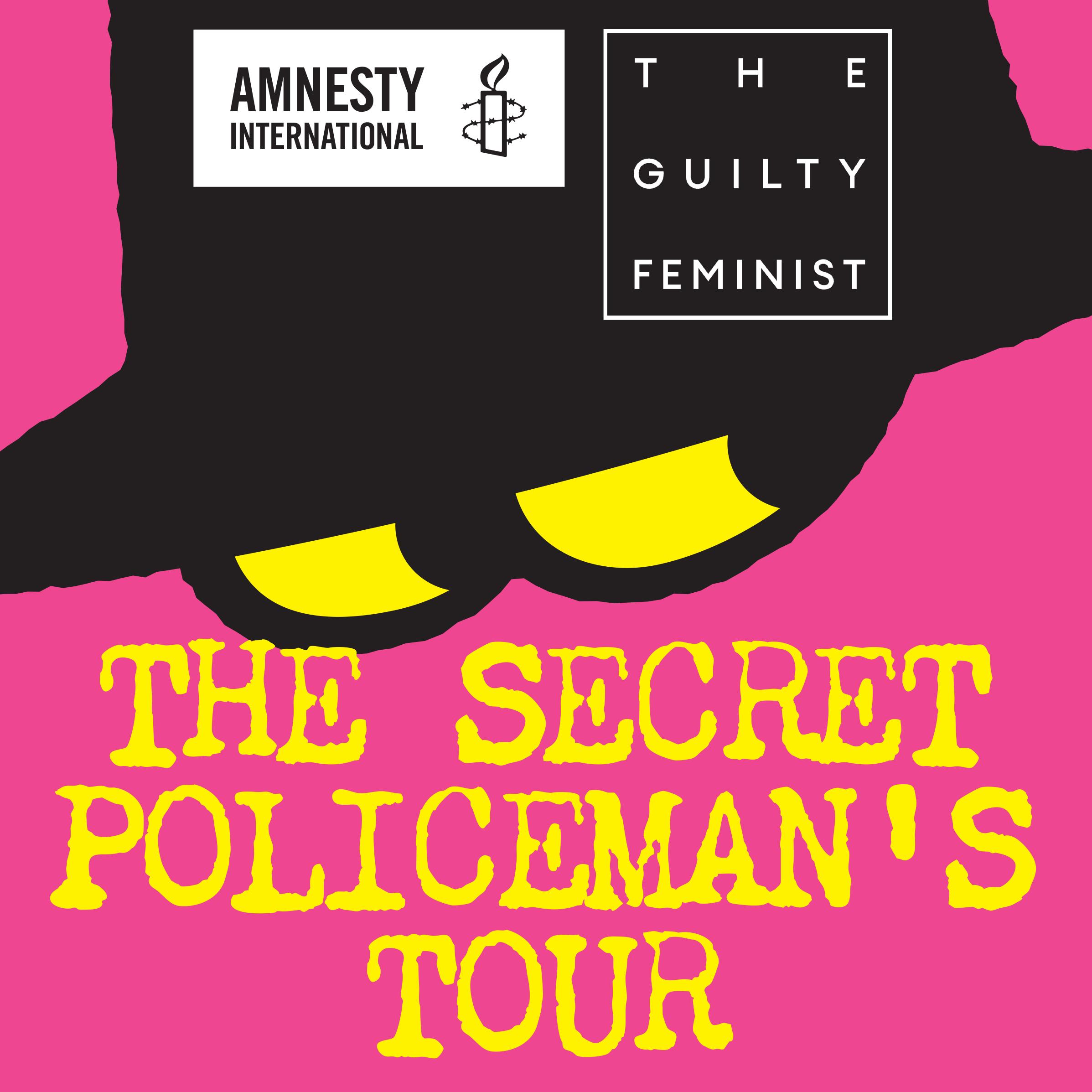 Artwork for The Secret Policeman's Tour - Edinburgh 2019