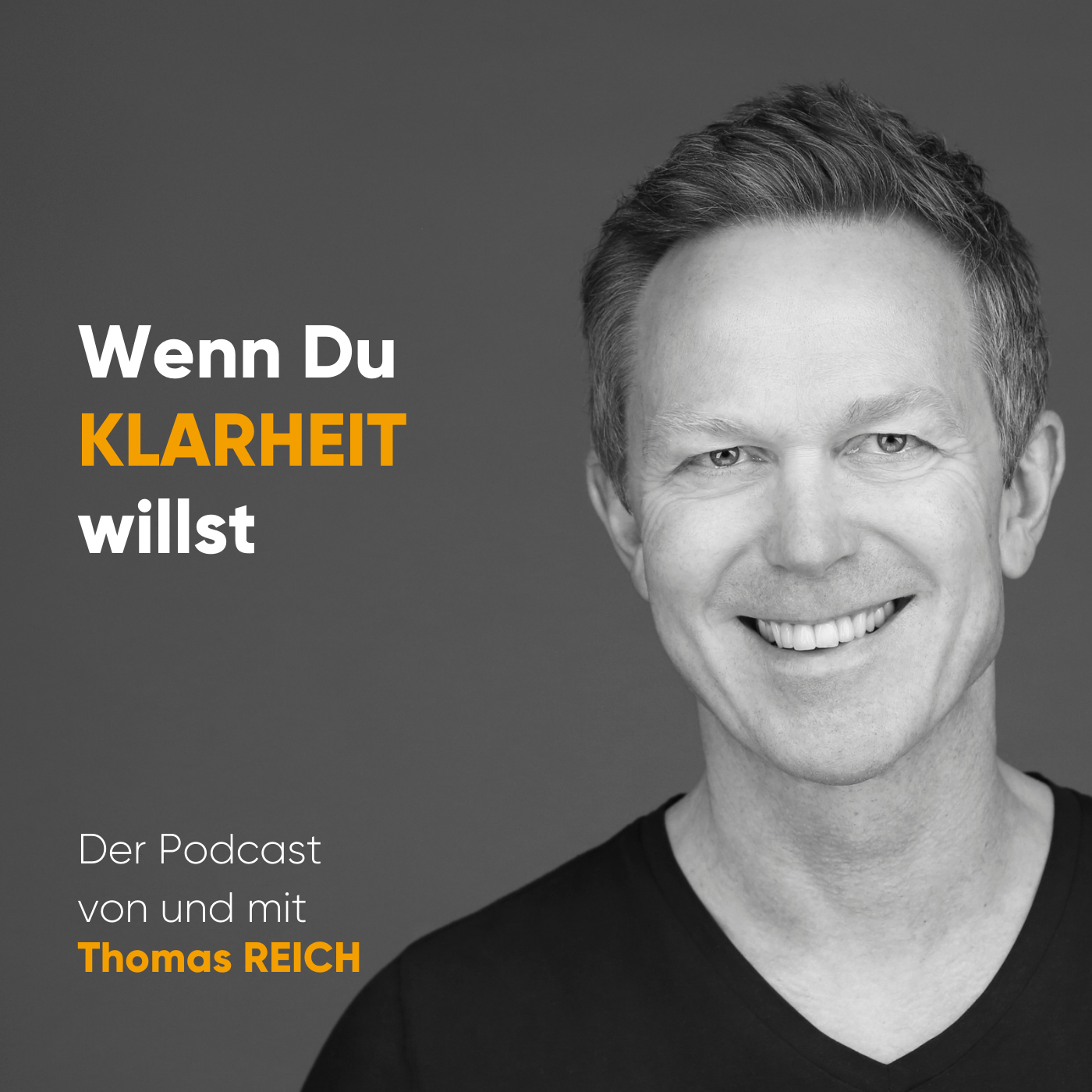 Podcast-Cover von Thomas Reich