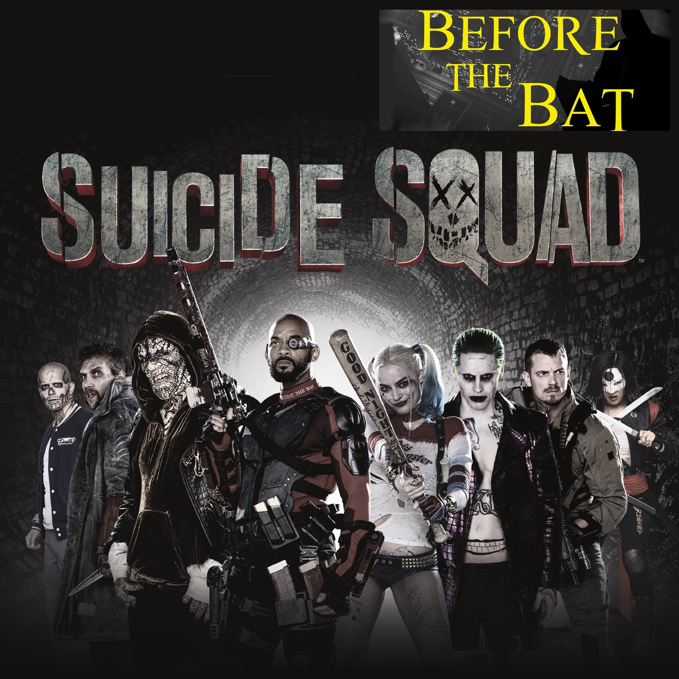 Before the Bat Special: Suicide Squad