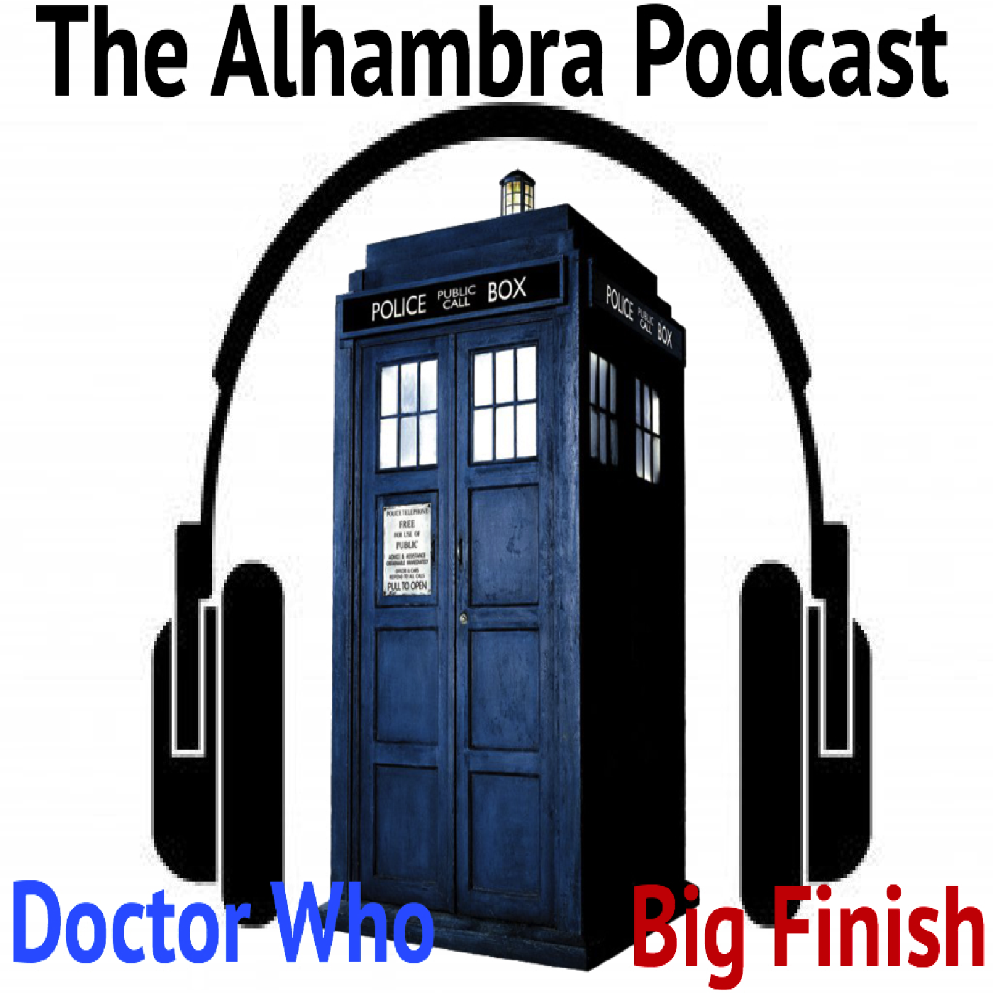 Artwork for EP 62: A  2 months in the making Doctor Who and Big Finish podcast