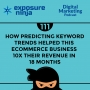 Artwork for #111: How Predicting Keyword Trends Helped This eCommerce Business 10X Their Revenue In 18 Months