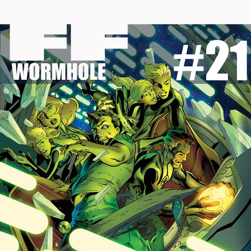 Cultural Wormhole Presents: FF Wormhole Episode 21