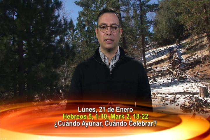Artwork for Dios te Habla con Elder Samaniego; Tema el hoy: ¿Cuándo Ayunar, Cuándo Celebrar?