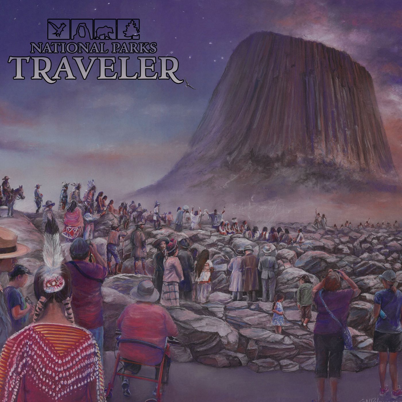 Artwork for National Parks Traveler Episode 64: Artistic Interpretation And The Blue Ridge Parkway Foundation