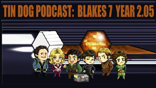 TDP 603: Summer of Blake's7 2.05 - Presure Point