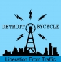"""Artwork for Ep 14 - Emily T. Gail likes to """"Say Nice Things About Detroit""""  - Libration From Traffic"""