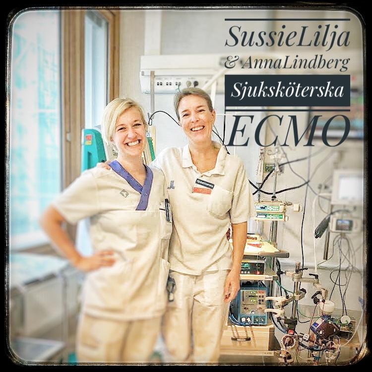 ECMO - En livsavgörande behandling