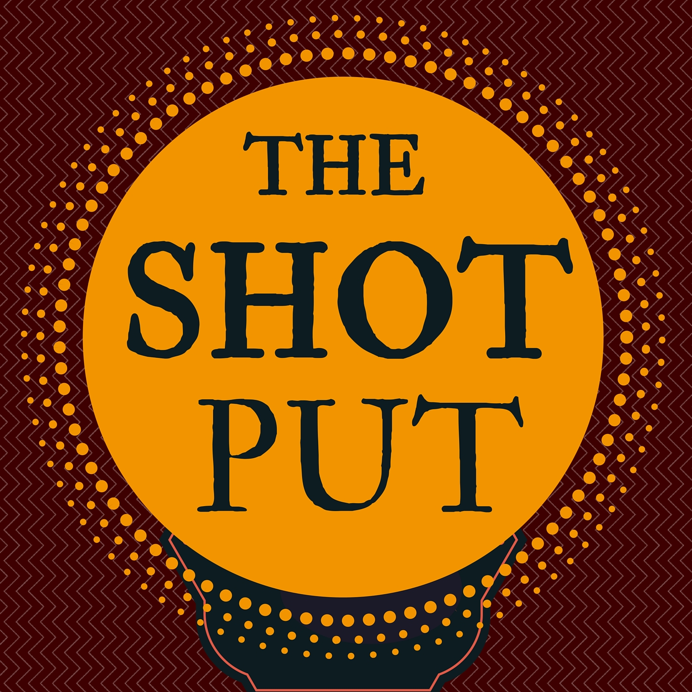 The Shot Put: Theology + Psychology Podcast | with Brian Kay show art