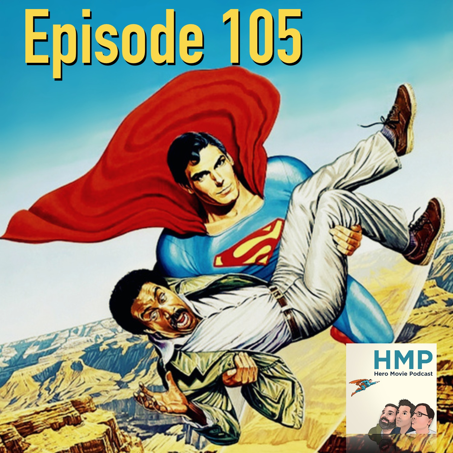 Episode 105- Superman III