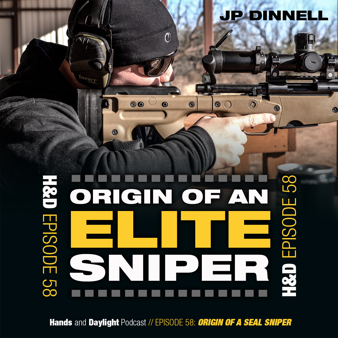 E58: ORIGIN OF AN ELITE SNIPER