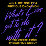Artwork for Episode 2: Alice Notley and Precious Okoyomon
