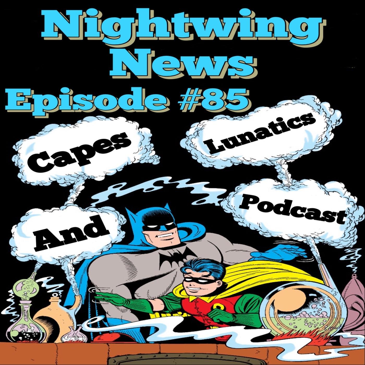 Batman #18 & #19 (1943)