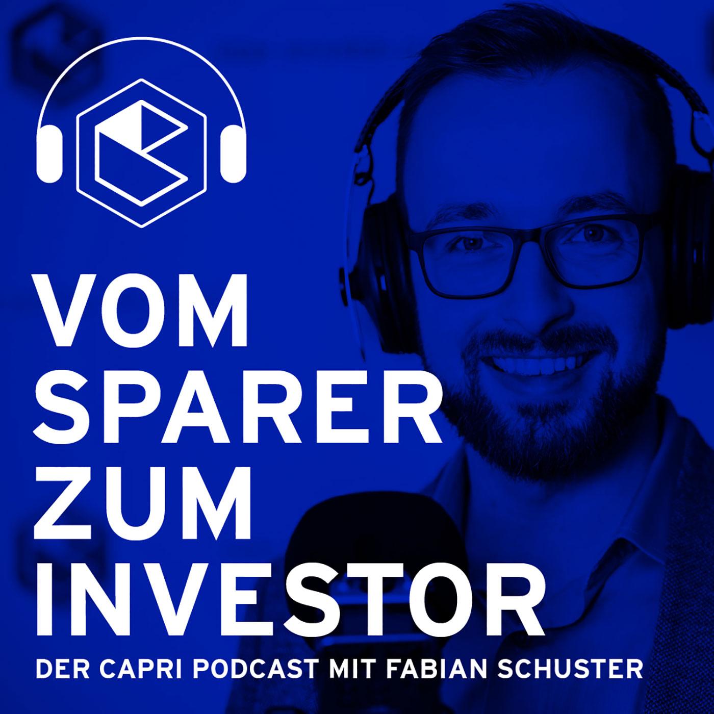 Vom Sparer zum Investor | Dein Podcast für wissenschaftliches Investieren und Vermögensaufbau mit Immobilien show art