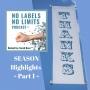 Artwork for Episode 43 - No Labels, No Limits Season Highlights - Part 1