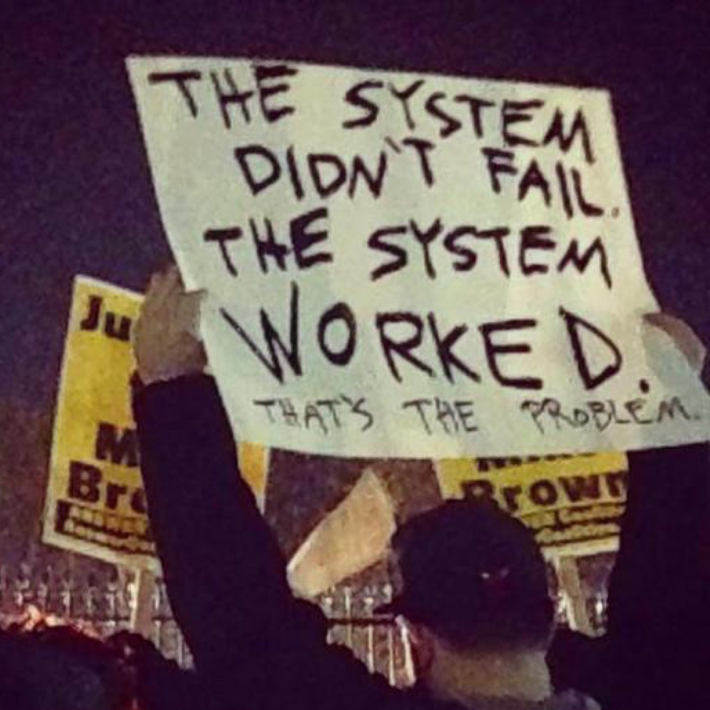 (2015/01/09) The system is built to fail (Injustice System)