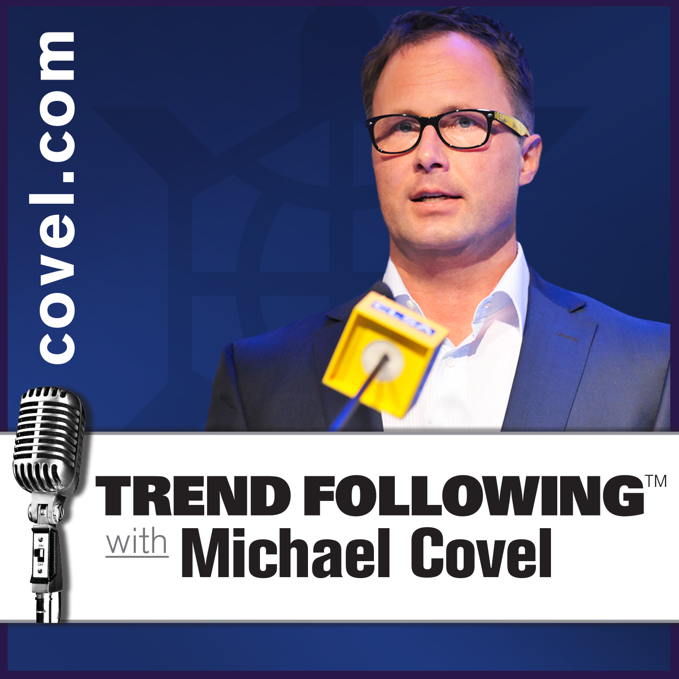 Trend Following with Michael Covel show art