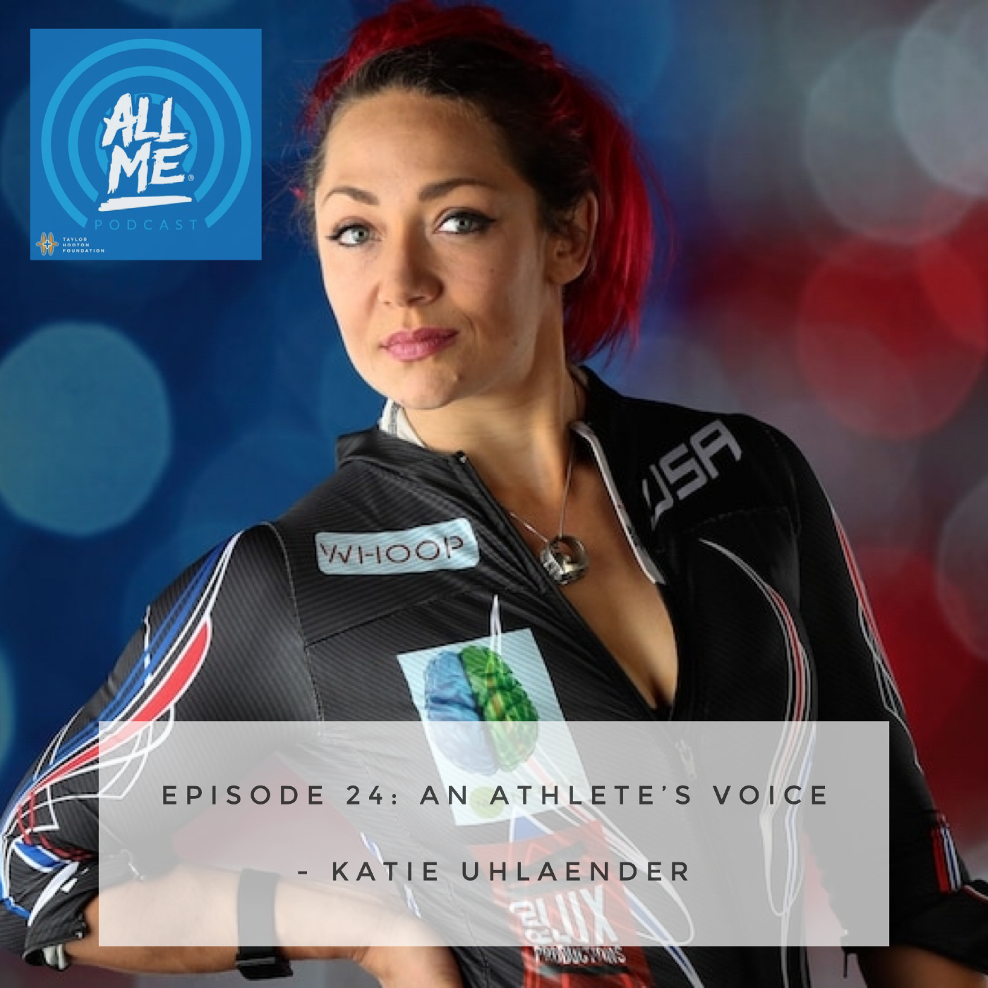 Episode 24: An Athlete's Voice – Katie Uhlaender