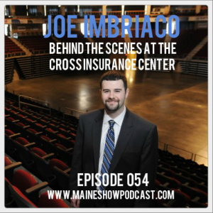 Episode 054 - Behind the Scenes at the Cross Center with Joe Imbriaco