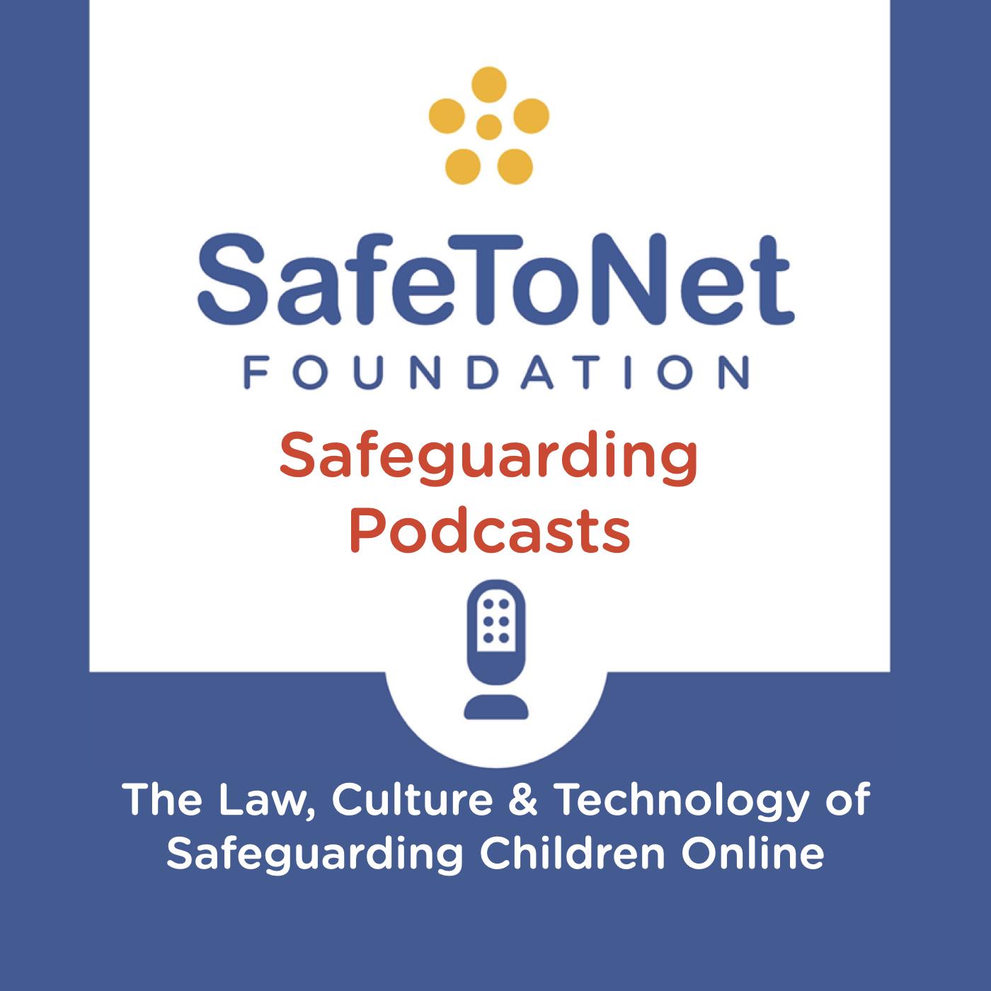 The SafeToNet Foundation's Safeguarding podcasts show art