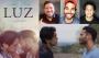 "Artwork for Filmmaker Jon Garcia and actors Ernesto Reyes & Jesse Tayeh (""Luz""): ""Love Takes Courage"""