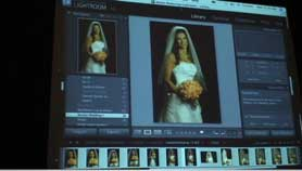 Scott Kelby shows Photoshop Lightroom's Develop Module