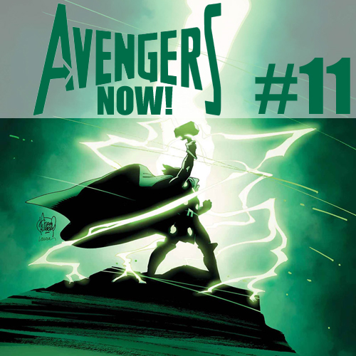 Cultural Wormhole Presents: Avengers Now! Episode 11