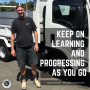 Artwork for Keep On Learning And Progressing As You Go