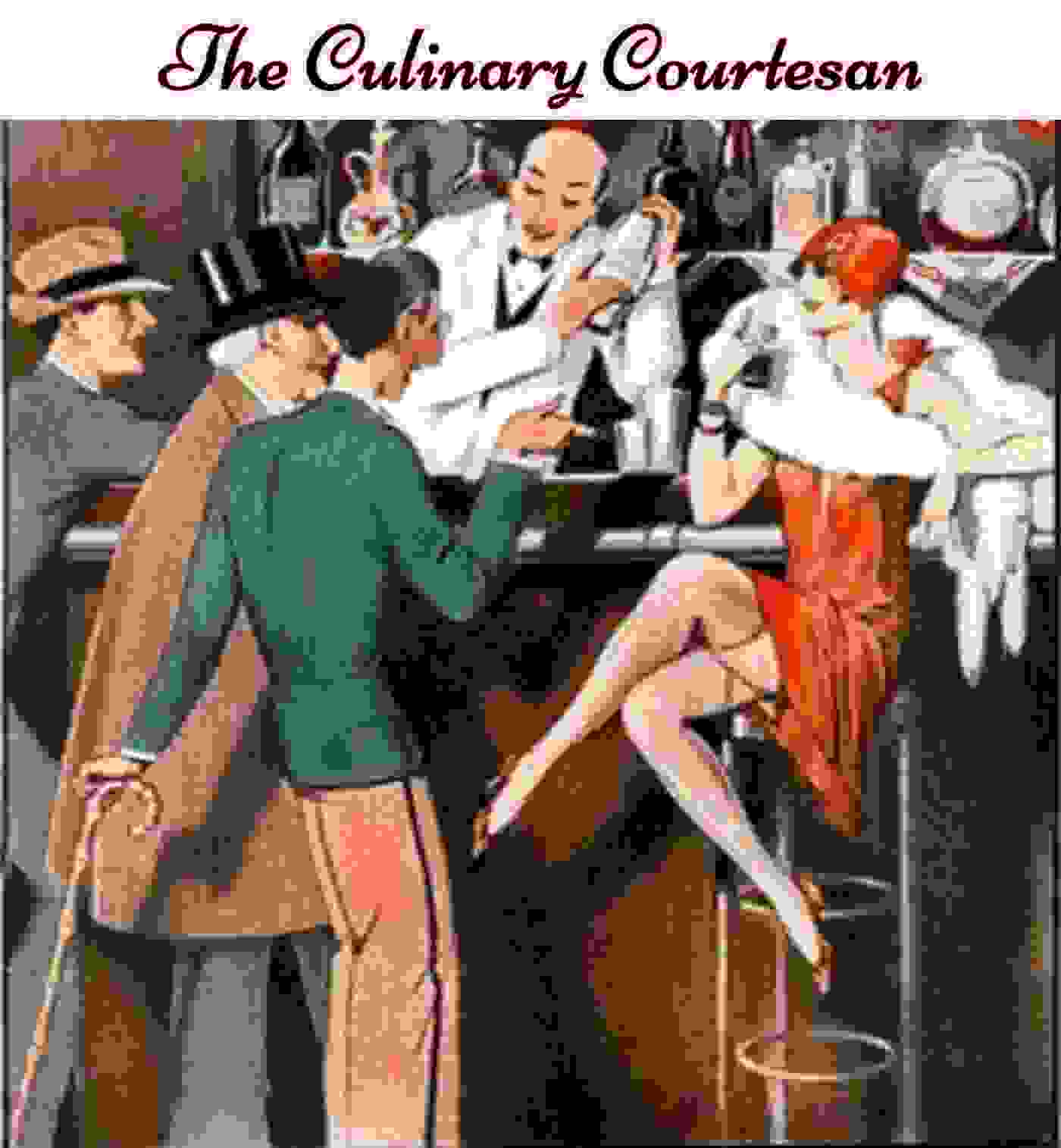 The Culinary Courtesan show art