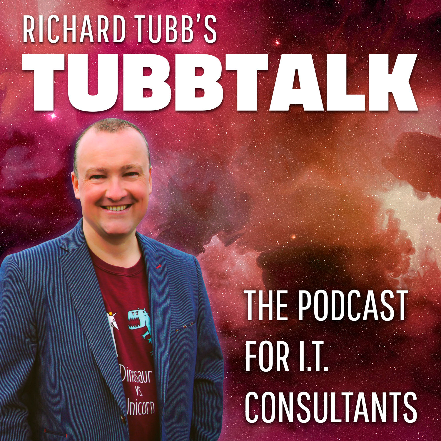 TubbTalk - The Podcast for IT Consultants show art